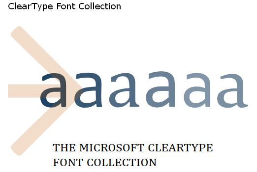 Installing vista fonts in ubuntu phutse s we